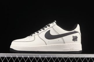 Undefeated x Nike Air Force 1 Low White Black Outlet